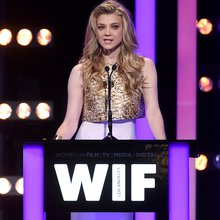 Natalie Dormer Named Women In Film Max Mara Face of the Future