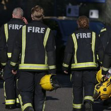 Fire staff on stress leave rises 30%
