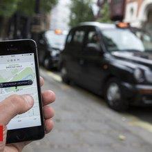 TfL cab drivers working outside capital