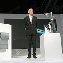 Dyson: 'A company that doesn't double its R&D every two years is in trouble'