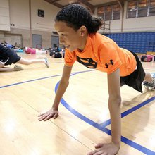 Baylor study: strength training lowers kids' risks of developing diabetes, heart disease