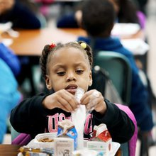 Nonprofit urges schools to boost breakfast meal participation to curb child hunger