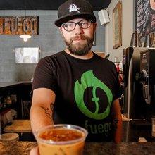 Coffee so good it inspires their customers' tears