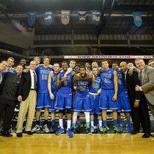 College basketball: FGCU men roll Northern Kentucky for first Atlantic Sun regular-season title