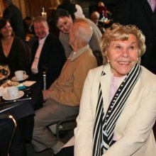 Queen of Arts, Meri Goyette, Honored at Awards Luncheon