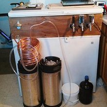 'We built a monster kegerator' | SF Bay Guardian