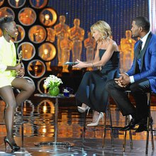 Oscars 2014: 'Live With Kelly and Michael' keeps the party going