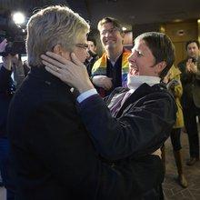 Utah gay marriage ruling brings mixed emotions