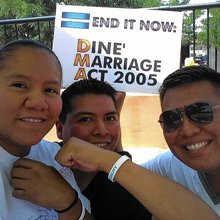 Navajo Nation struggles with same-sex marriage