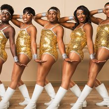 THE PRANCING ELITES J-SET INTO TORONTO