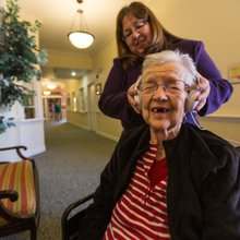 PLAY IT AGAIN: Music brings Aurora Alzheimer patients to life