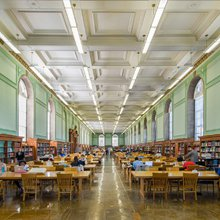 Libraries are dying? Think again