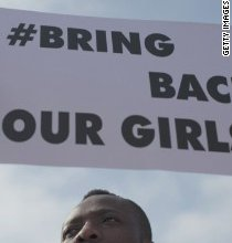 Hope to #BringBackOurGirls