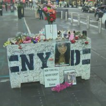 Times Square victim's dad writes thank-you letter to NYC