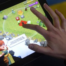 Immersive games cashing in on mobile billions