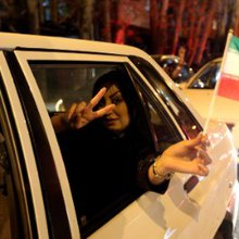 Iranians erupt with excitement after nuclear deal - CNN.com