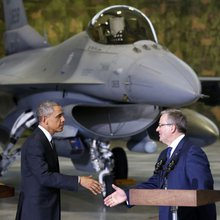 Poland 'Frontline' in US Effort on Ukraine
