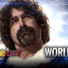 Smiles, stories with WWE Hall of Famer Mick Foley