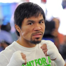 Manny Pacquiao on Timothy Bradley fight: 'I want my world title back'
