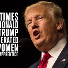 Tapes or No Tapes, 'The Apprentice' Alums Recall Donald Trump's Sexist and Racist Behavior