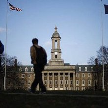 Penn State: Getting back to normal, 'more or less'