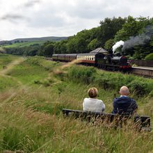 Britain's heritage railways are booming. But a demographic timebomb looms