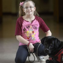 Families forever changed by addition of autism service dogs