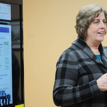 Genealogy enthusiast helps educate others on family searches