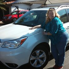 RealArmyofMoms.com: All The Things I Loved About the Subaru Forester