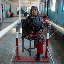 Kabul: The ICRC Prosthetics Facility