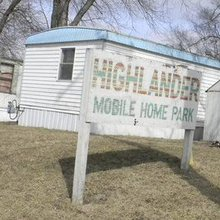 Process to condemn 12 mobile homes began months ago