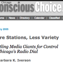 Chicago Media Action