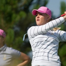 Solheim Cup captain Meg Mallon happy to have Stacy Lewis' leadership