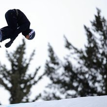 Shaun White slides into X Games slopestyle and superpipe finals
