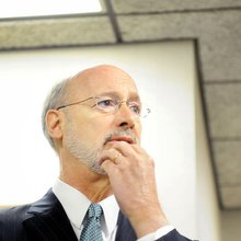 Lawmakers skeptical of Wolf's booze budget bailout