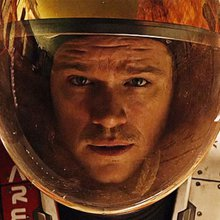 The Martian: From Bernie Sanders and to the Stars