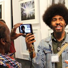 Famous Protest Photographer Teaches Art to Baltimore's Next Generation