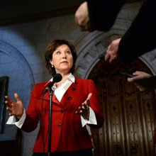 Christy Clark once served as chairwoman of B.C. company that she has promoted since becoming prem...