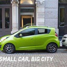 Small Car, Big City