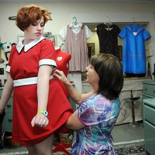 Behind the scenes: Volunteers help piece together musical on miniscule budget