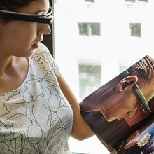 'Vogue' September Issue Gives Fashionable Nod to Google Glass