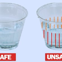 DrinkSavvy Cups Detect Date Rape Drugs