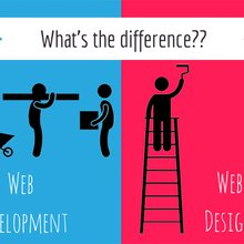 Web Design Vs. Web Development: Whats the Difference?