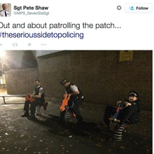 Do we need to get a grip? After cops cause twitter storm! - Police Hour