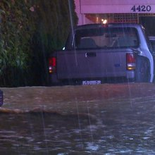 West Vancouver homes evacuated after heavy rain causes flooding