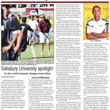 Salisbury University Spotlight: Gerry DiBartolo