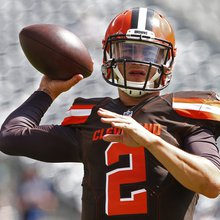 REACTION | Social media Browns fans on Johnny Manziel being starting QB for rest of season