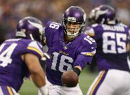 Cassel, Vikings agree on two-year, $10M deal