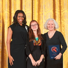 Wieden-founded arts organization, Caldera, honored by White House & Michelle Obama