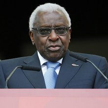 Former IAAF president Diack took bribes to cover up positive drug tests